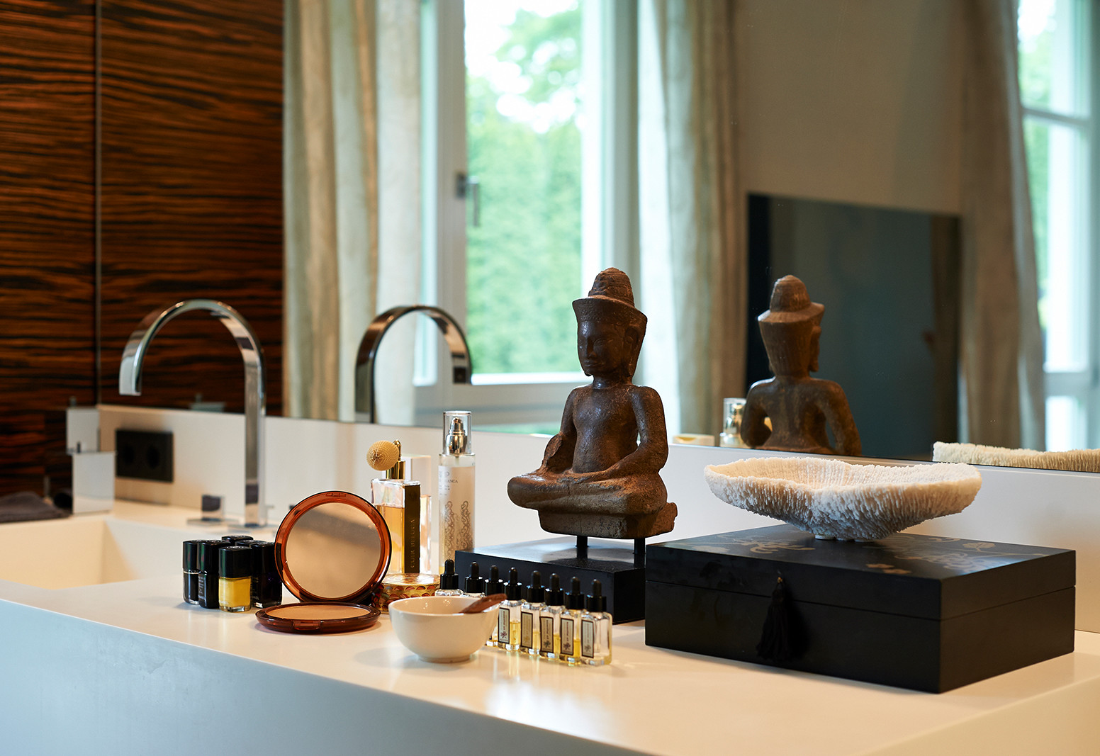 Stefanie Raum Dekoration Waschtisch Raum Contemporary Interior