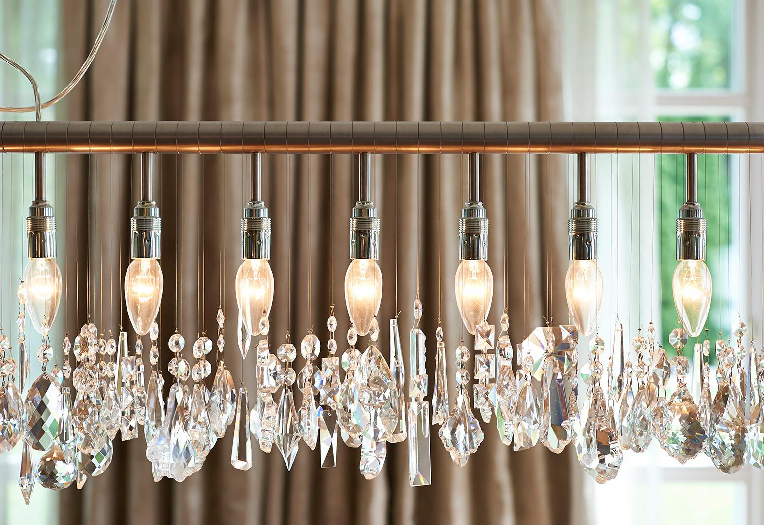 Stefanie Raum Beleuchtung Tisch Raum Contemporary Interior