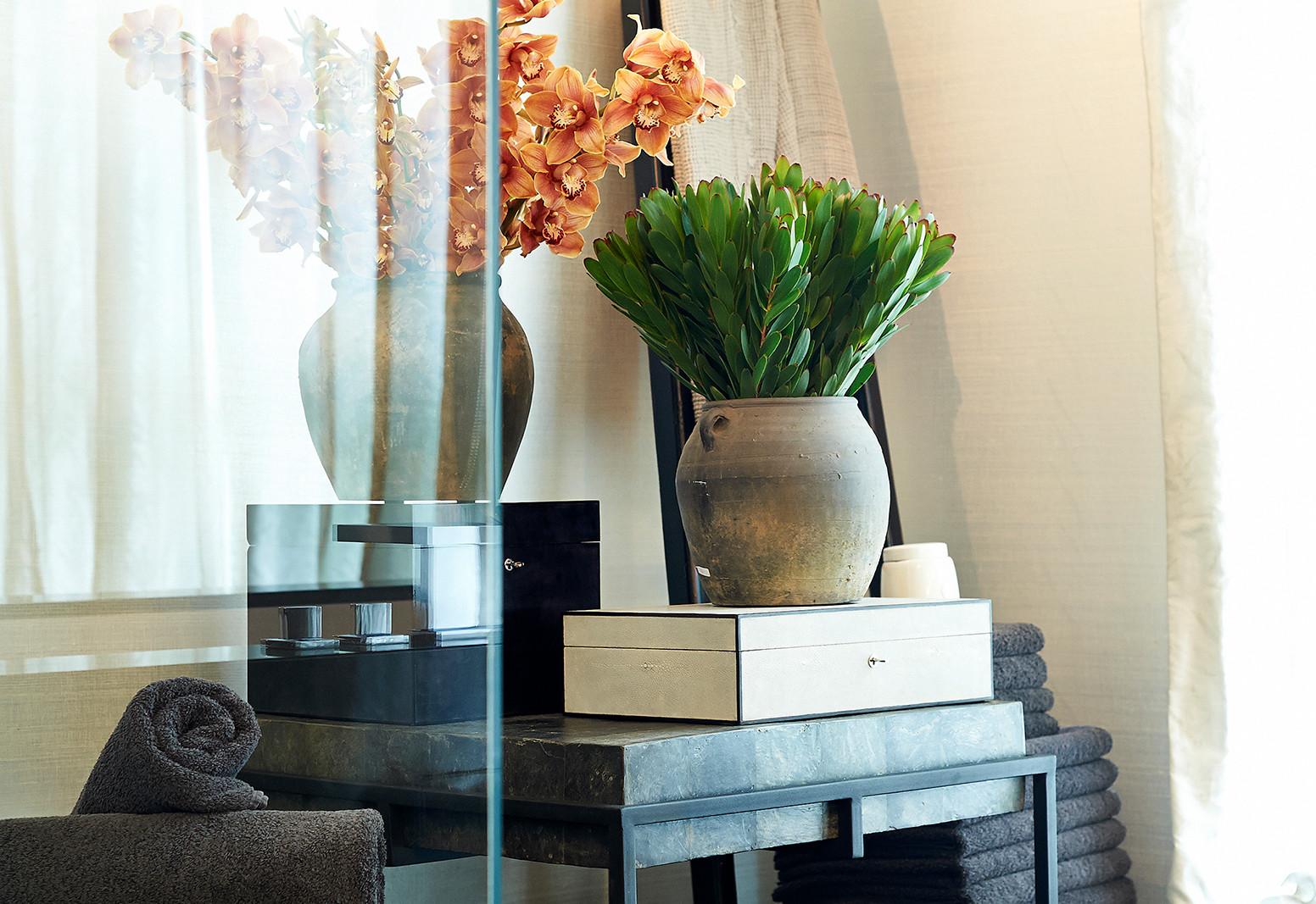 Stefanie Raum Dekoration Badezimmer Raum Contemporary Interior