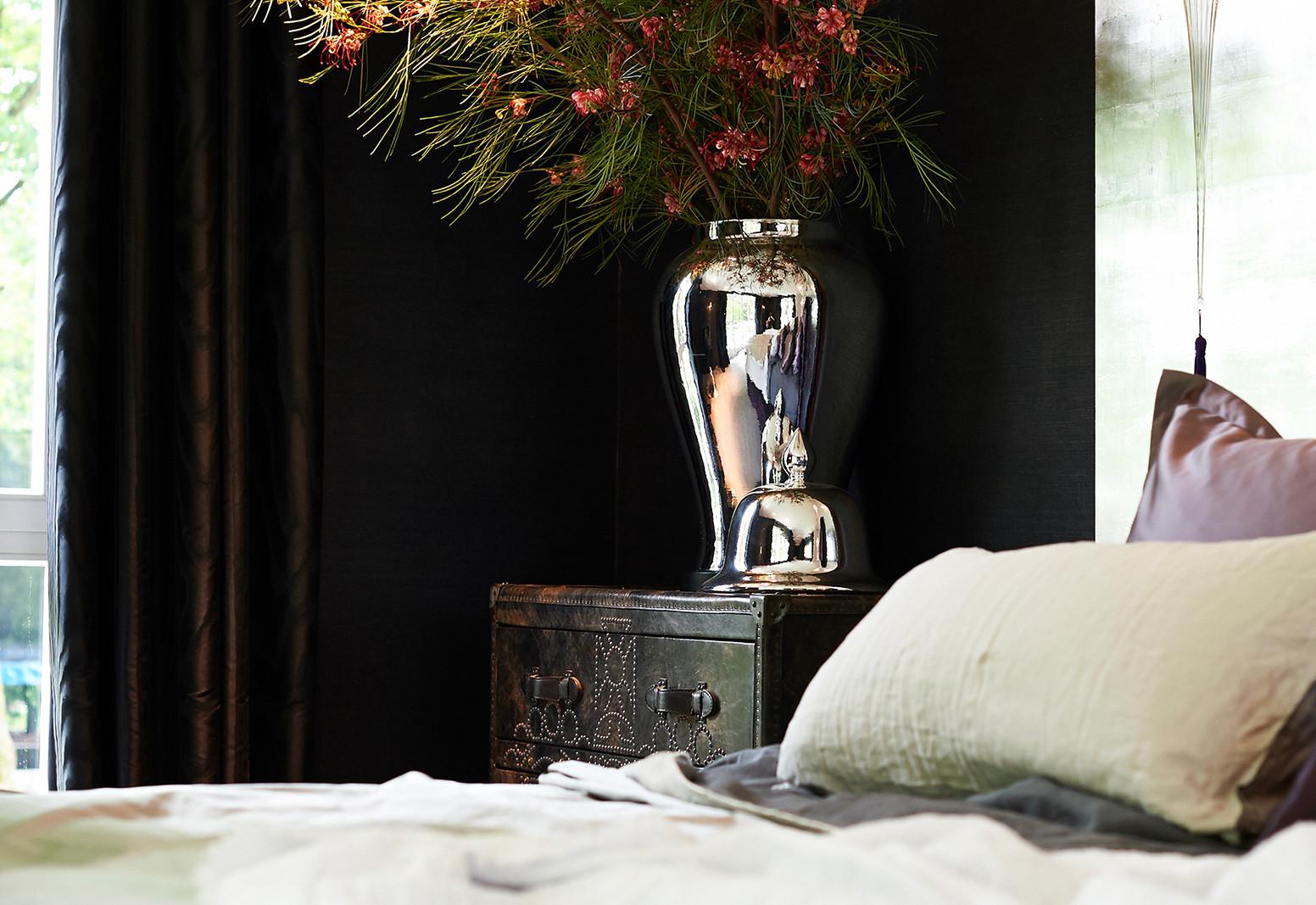 Hier sehen Sie ein Bild von Stefanie Raum Dekoration Schlafzimmer Raum Contemporary Interior