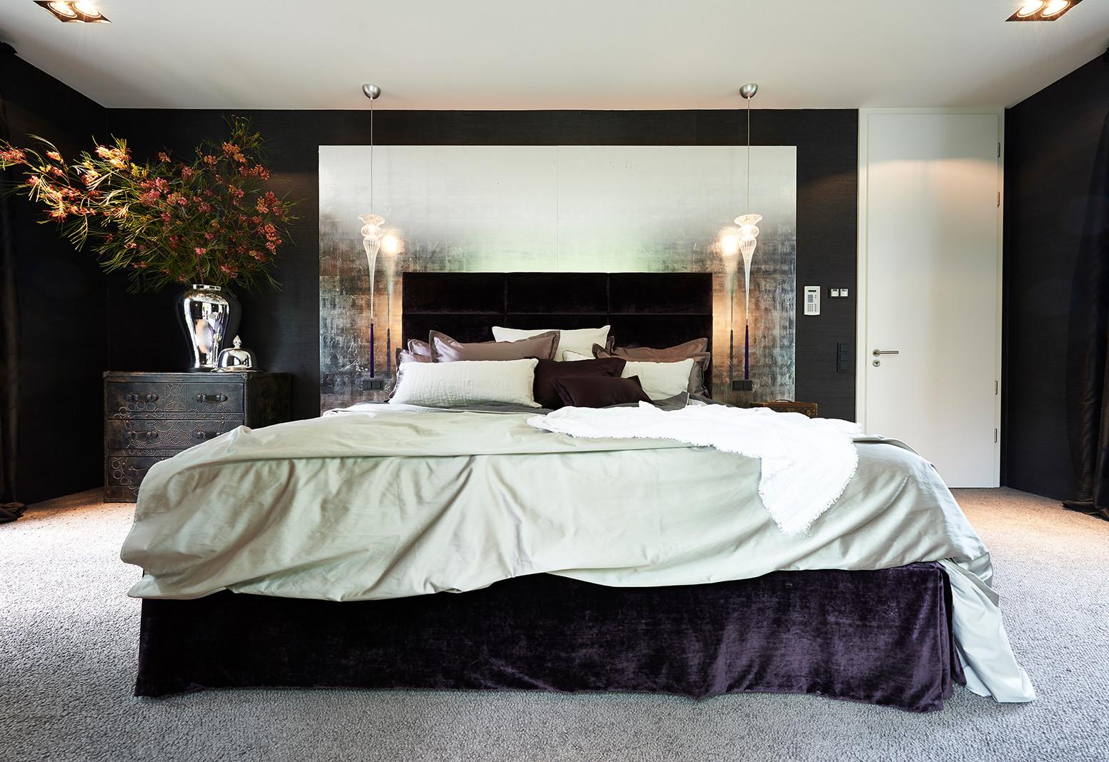 Stefanie Raum Schlafzimmer Raumgestaltung Raum Contemporary Interior